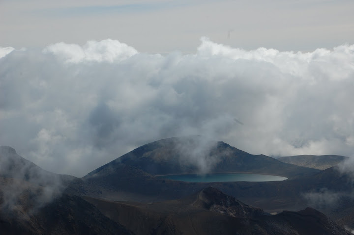 New Zealand - Tongariro - Crater Lake