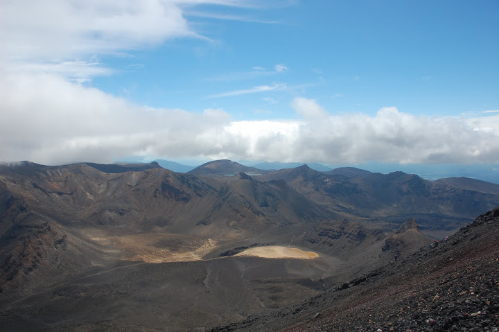 New Zealand - Tongariro - Landscape