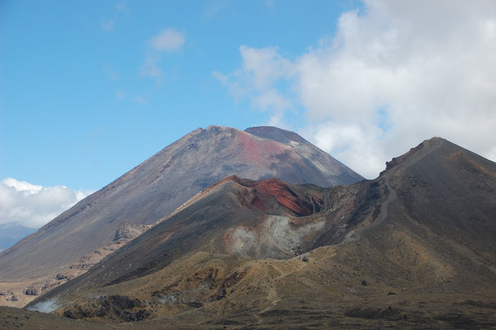 New Zealand - Tongariro - Volcanoes