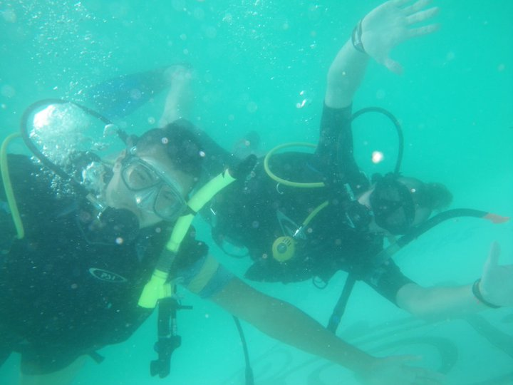 Thailand - Koh Tao - Diving