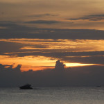 Thru the Lens: Sunset over Phuket