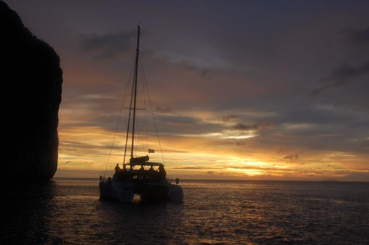 Thailand - Koh Phi Phi - Sunset