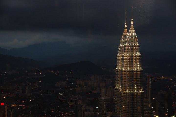 Malaysia - Kuala Lumpur - View from KL Tower 3