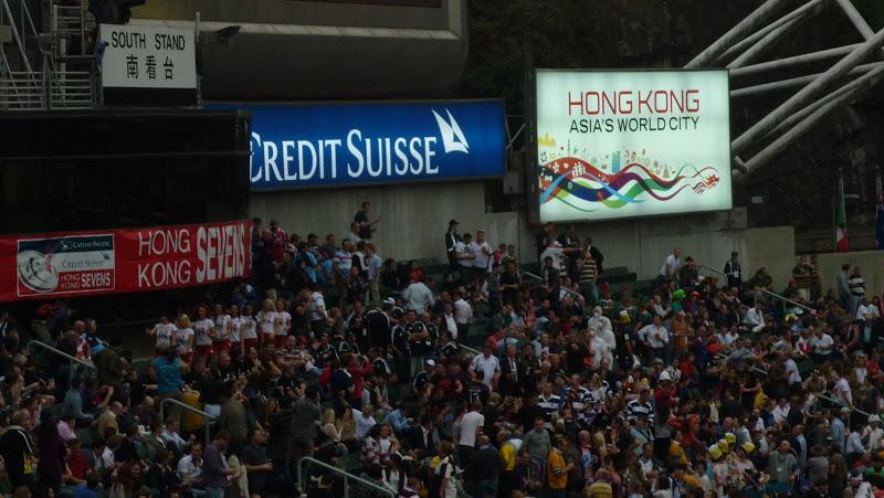 Hong Kong - Sevens South Stand