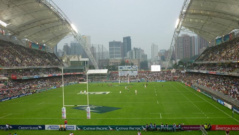Hong Kong - Sevens Stadium