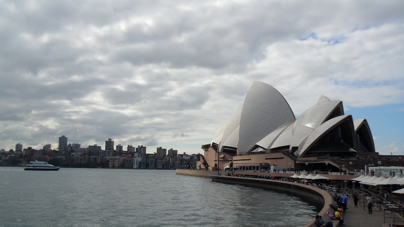 Australia - Sydney - Opera House