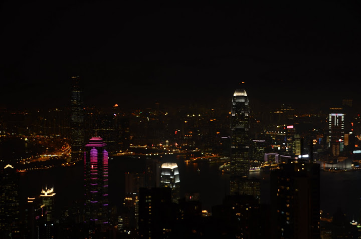 Hong Kong - View from Victoria Peak 4