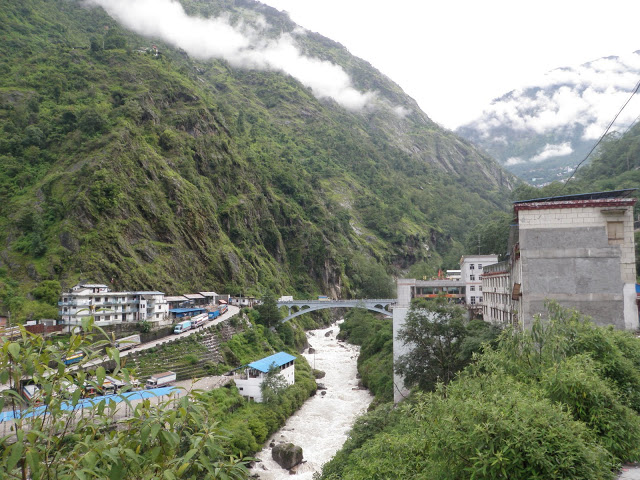 Tibet - Zhangmu