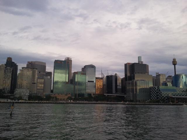 Australia - Sydney - Skyline