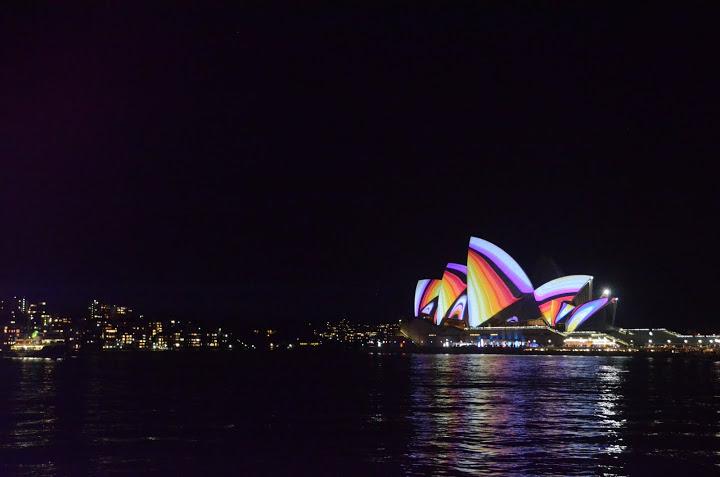 Australia - Sydney - 2011 Vivid Light Show 02