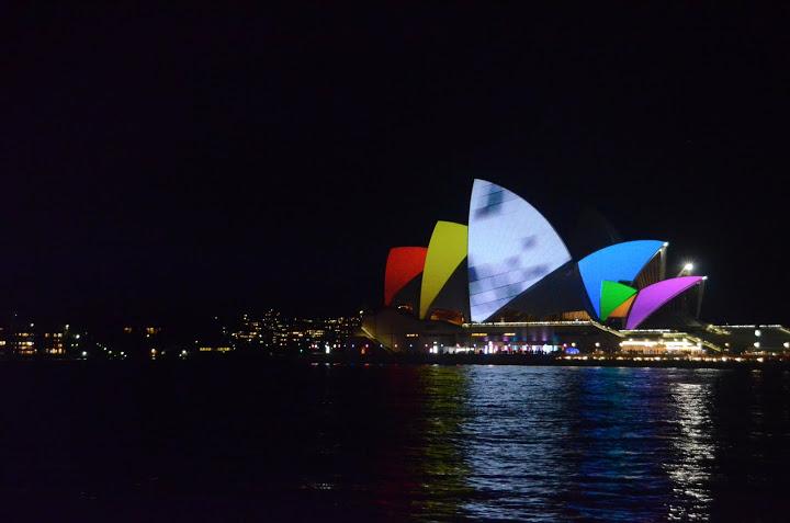Australia - Sydney - 2011 Vivid Light Show 04