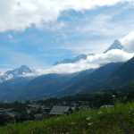 Tour of Mont Blanc, Days 1 and 2