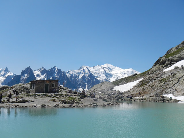 TMB - Day 7 - Lac Blanc