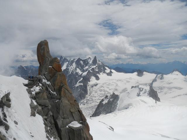 France - Chamonix - Aiguille du Midi 2