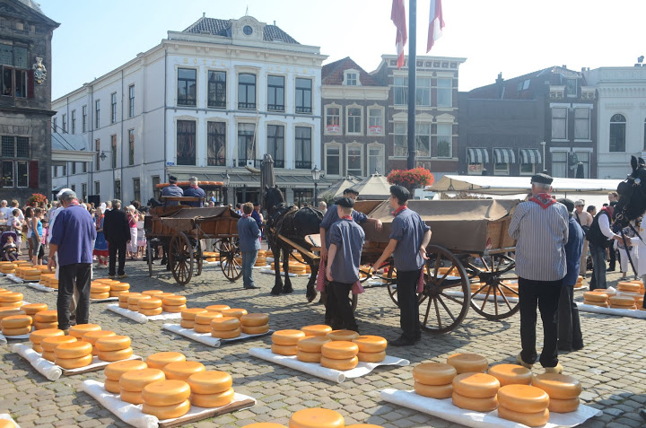The Netherlands - Gouda - Cheese Market