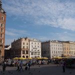 Thru the Lens: Krakow's Market Square
