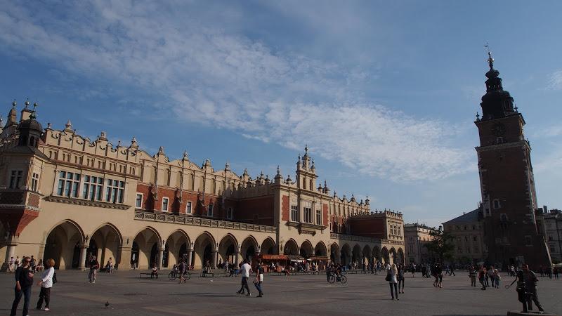 Poland - Krakow - Market Square 2