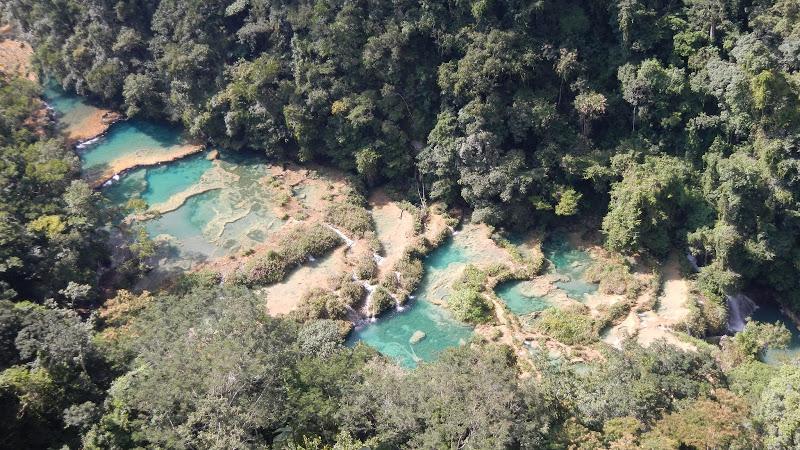Guatemalal - Semuc Champey - Viewpoint