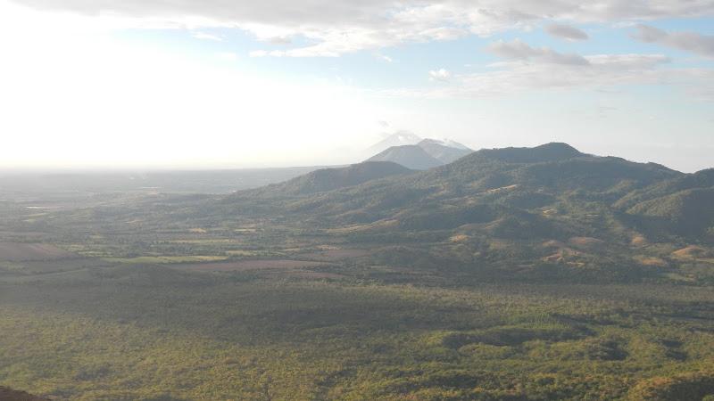 Nicaragua - Leon - Northern View from Cerro Negro