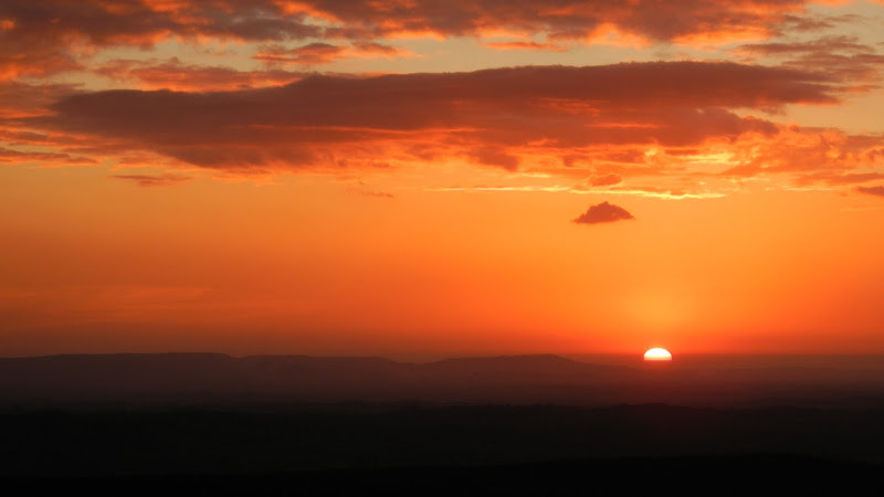 Nicaragua - Leon - Sunset