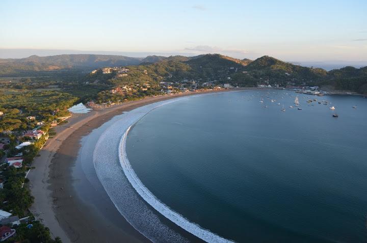 Nicaragua - San Juan del Sur - Overlooking the beach