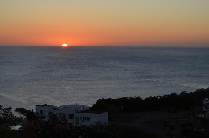 Nicaragua - San Juan del Sur - Sunset