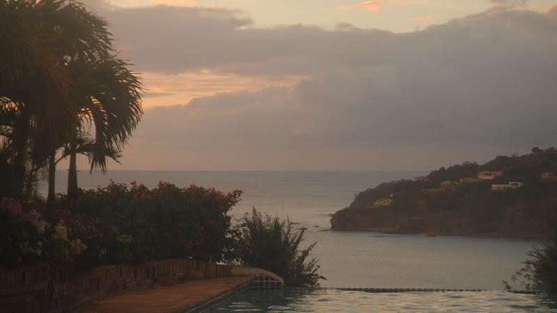 Nicaragua - San Juan del Sur - Sunset from Pelican Eyes 01