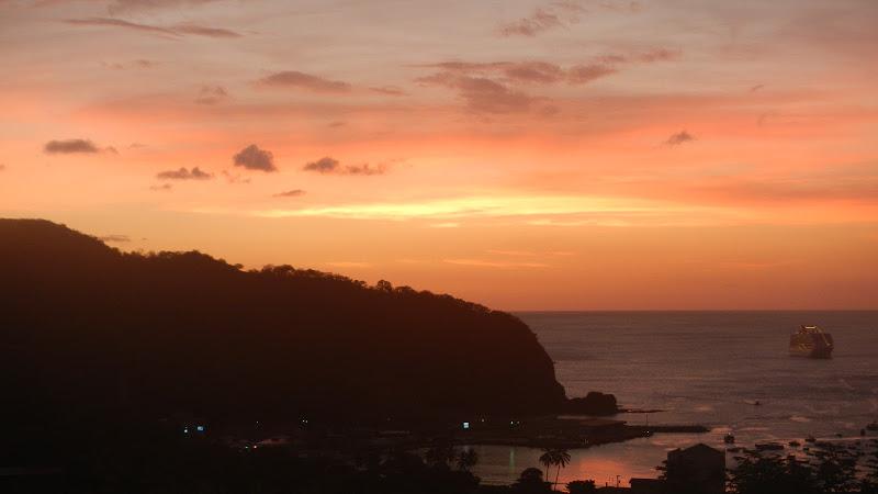Nicaragua - San Juan del Sur - Sunset from Pelican Eyes 03