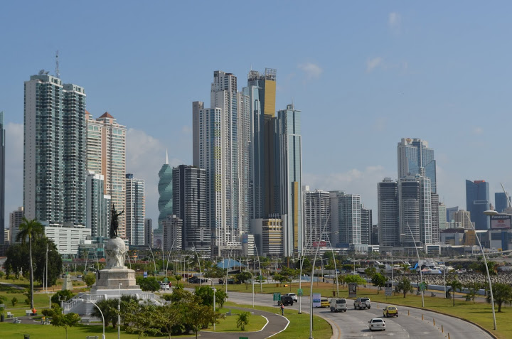 Panama - Panama City - Skyline