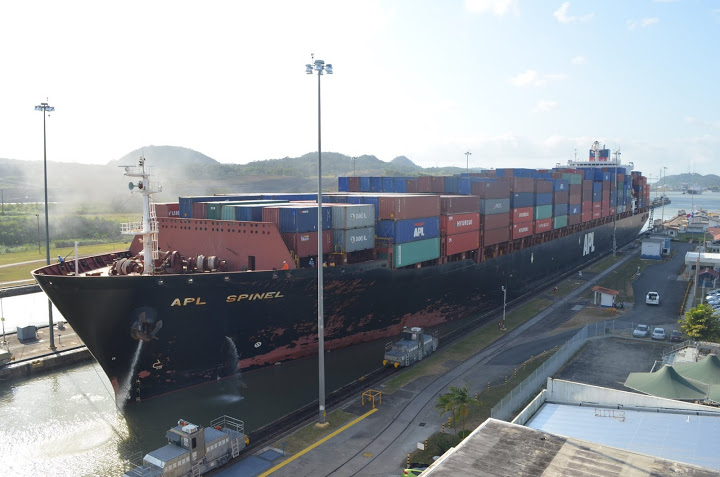 Panama - Canal