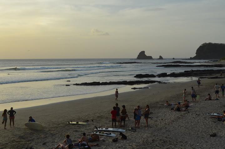 Nicaragua - Playa Madera - The Beach