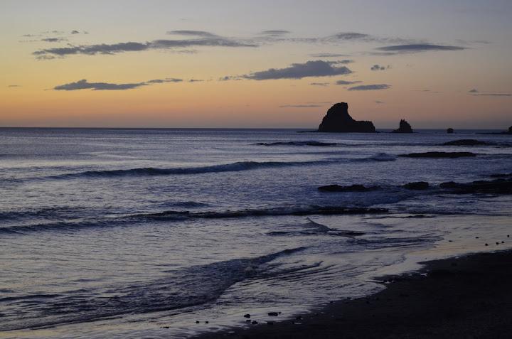 Nicaragua - Playa Madera - Sunset