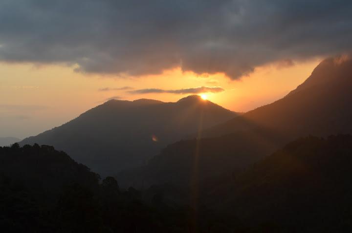 Colombia - Ciudad Perdida - Sunrise