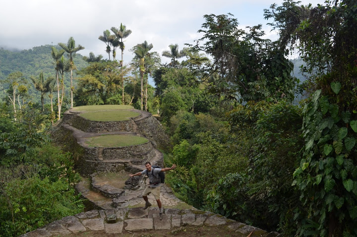 Colombia - Ciudad Perdida - Ruins