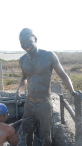 Colombia - Mud Volcano - The Wipedown