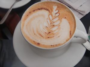 Colombia - Bogota - Cappuccino