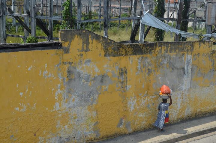 Colombia - Cartagena - Pedestrian