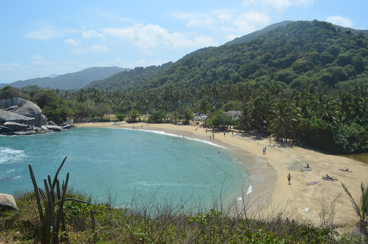 Colombia - Tayrona - Beach 6