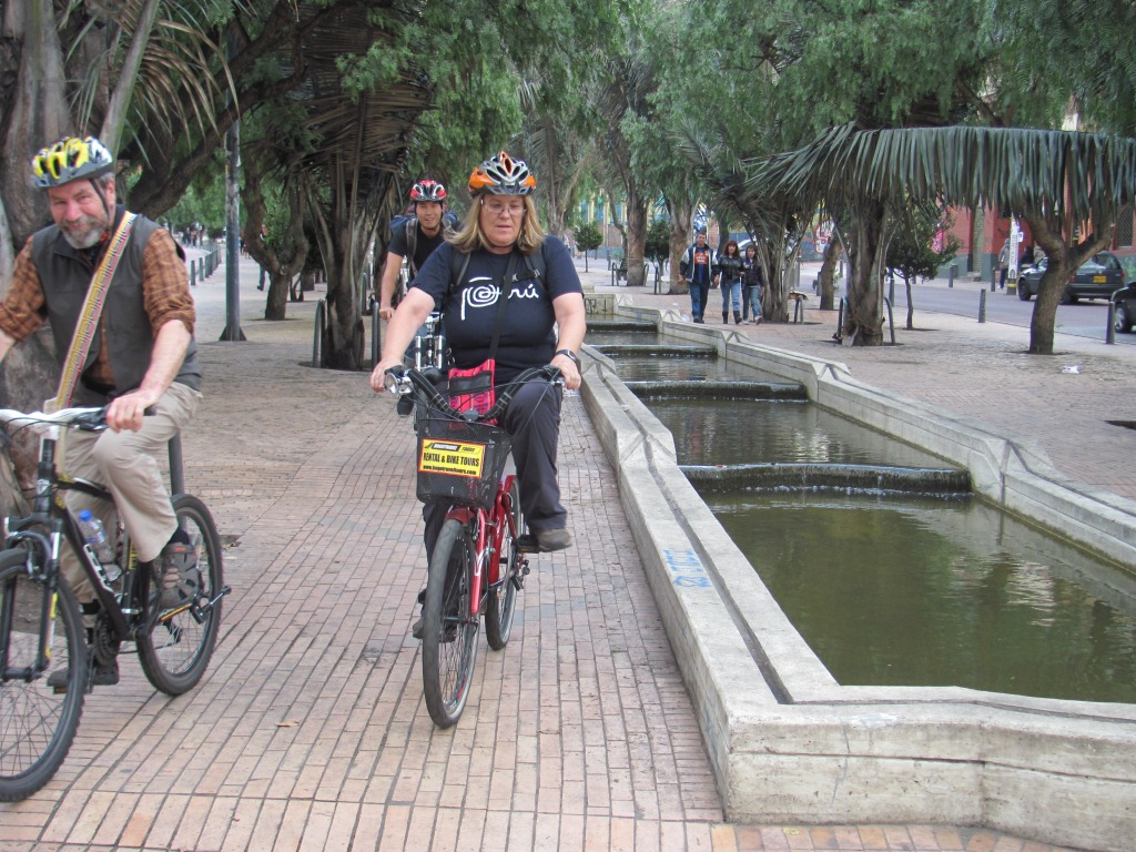 Colombia - Bogota - Cycling Tour