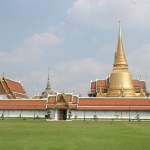 Thru the Lens: The Royal Grand Palace in Bangkok