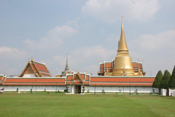 Thailand - Bangkok - Royal Grand Palace 4