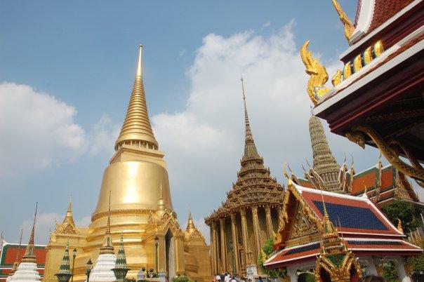 Thailand - Bangkok - Royal Grand Palace 5