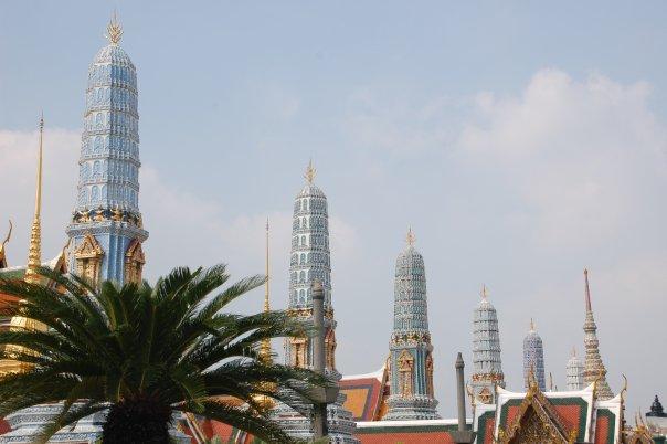 Thailand - Bangkok - Royal Grand Palace 7
