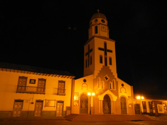 Colombia - Salento - Main Church