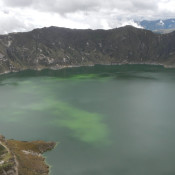 Ecuador - Quilotoa Loop - Crater Lake 1