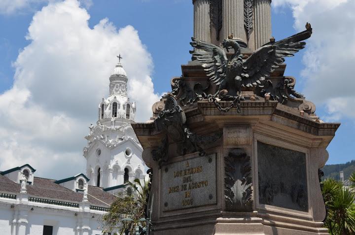 Ecuador - Quito - Old Town 1