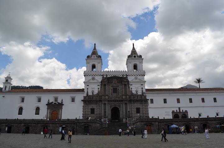 Ecuador - Quito - Old Town 3