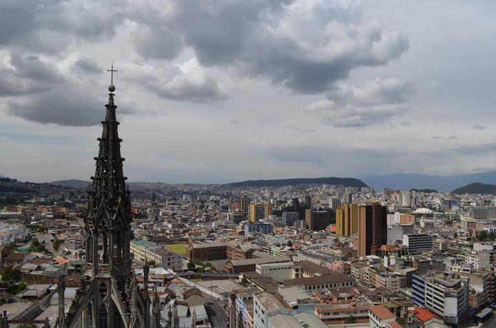 Ecuador - Quito - Skyline 1