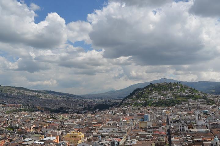 Ecuador - Quito - Skyline 2
