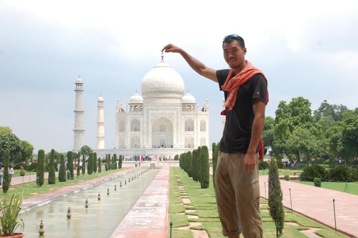 India - Agra - Taj Mahal 3